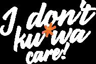 Koszulka damska - I don't care