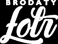 BRODATY Łotr Sign