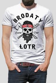 BRODATY ŁOTR Beard Club White