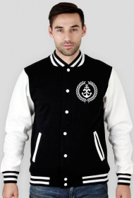 Bluza College The King