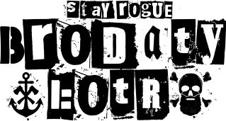 Kubek STAY ROGUE
