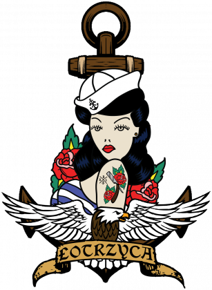 Sailor's Love Black