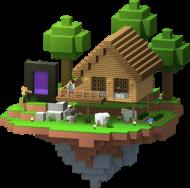 Minecraft Kubek WYSPA