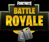 Fortnite Koszulka Dziecięca LOGO Battle Royale