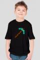 Minecraft kilof koszulka