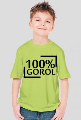 Koszulka 100% GOROL 1