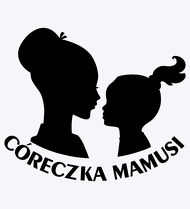 Czapka córeczka mamusi