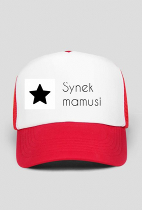 Czapka Synek mamusi