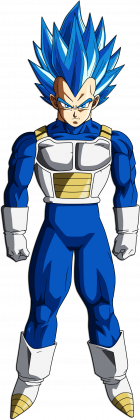 Bluza Vegeta SSJB2 Dragon Ball Super