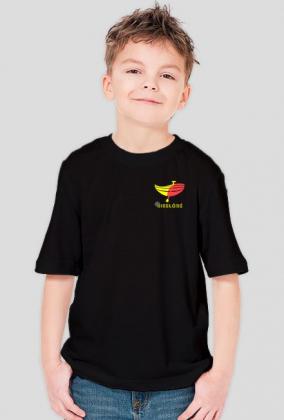 Koszulka chłopięca Bike Łódź