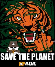 Tygrys planeta. Pada