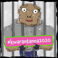 Koszulka Kwarantanna 2020