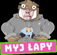 Koszulka Myj Łapy