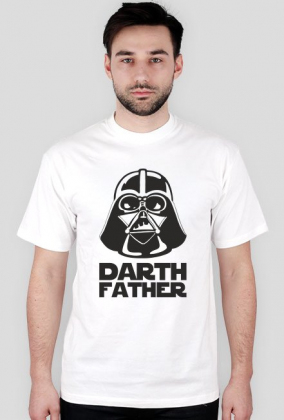 Koszulka męska Darth Father - Star Wars