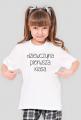 """Koszulka """"Dziewczyna Pierwsza Klasa"""""""