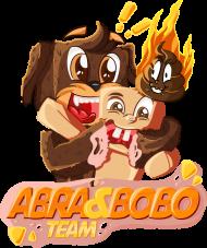 DAMSKI T-SHIRT - ABRA & BOBO