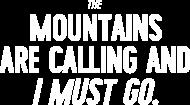 Mountains Are Calling - Koszulka dla dziewczynki (Różne kolory!)