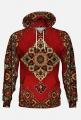 Russian Carpet - Full Print hoodie