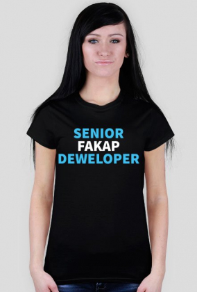 Koszulka twórczyni FAKAPów