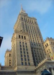 Puzzle magnetyczne - Warszawa