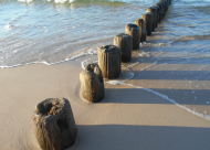 Puzzle magnetyczne - Plaża
