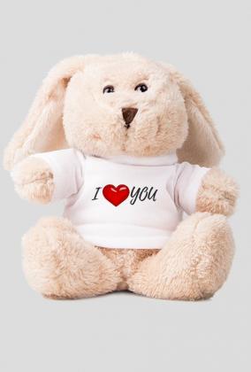 Królik I love You