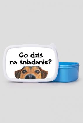 Pojemnik na śniadanie - Pies