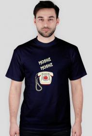 Telephone - Koszulka z japonskimi slowkami
