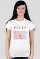 Cherry Blossoms - Koszulka z japońskim wzorem