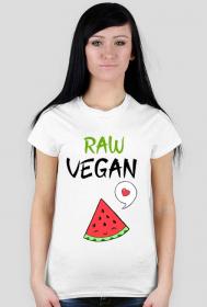 Raw vegan, witarianizm - arbuzek