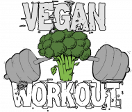 Vegan Workout - weganizm, trening i pan brokuł