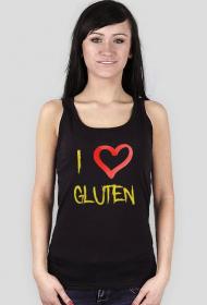 I love gluten