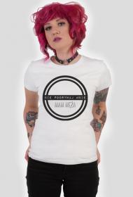 Nie podrywaj mnie - koszulka damska