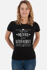 Dzień Kobiet - koszulka