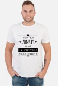 Walentynki żonatego - koszulka