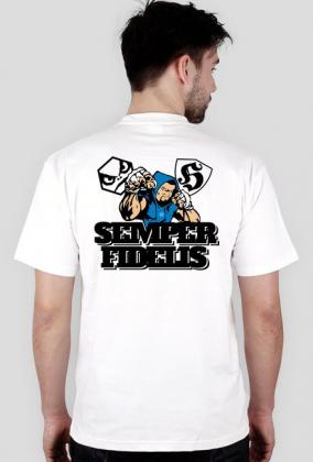 Koszulka Nigdy 100% Anty Górnik GKS Semper Fidelis