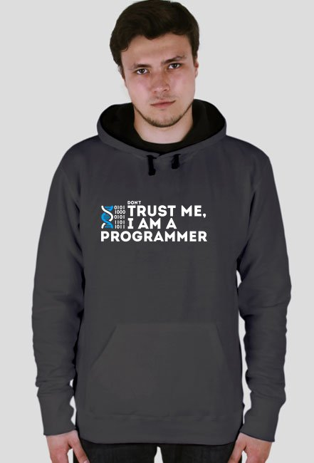 Bluza - Don't trust me, I am a programmer