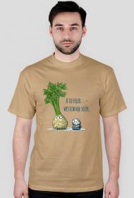 Selerowy T-shirt