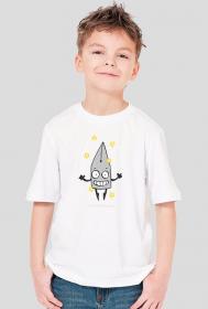 Radosna koszulka dla Małych Ludzi