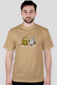 Świąteczny T-shirt z Fopką