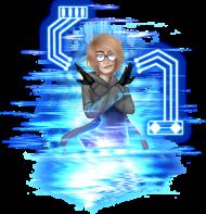 HackerMan Elek (by Kitsune) - Kubek