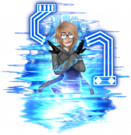 HackerMan Elek (by Kitsune) - Dziewczęca