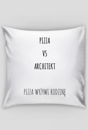 Pizza vs Architekt