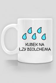 Kubek na łzy biolchema