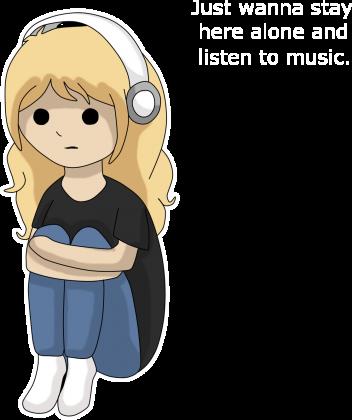 Listen to music.