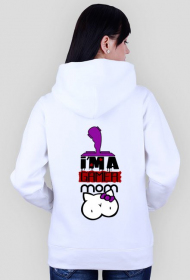 Bluza Gamer Mom Tył