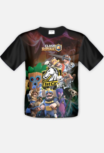 FULL PRINT CLASH ROYALE