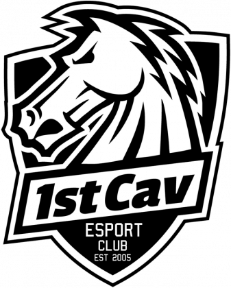 Bluza 1stCav Czarny Tył Damski