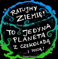 Koszulka Ratujmy Ziemię damska