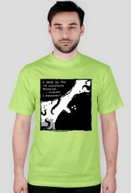 Koszulka Wyjechać w Bieszczady